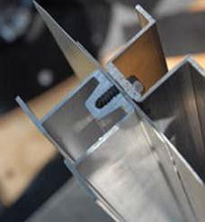 Das HMT UNIDECK® Aluminium Interne Ponton-Schwimmdach (IFR) 1