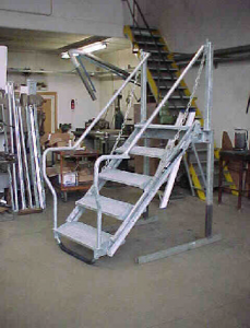 NMF Folding stairs