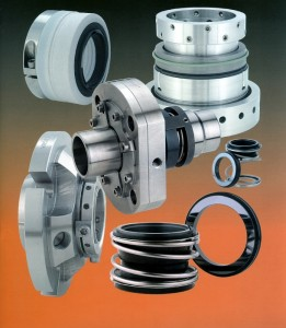 NMF Mechanical Seals