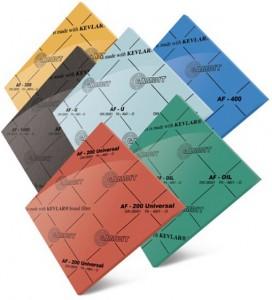 NMF Plattenmaterial