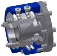 Swivel Joint Type HT for high temperature applications