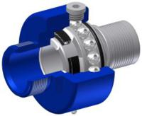 Swivel Joint Type LW-N with hose socket